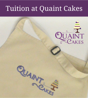Tuition at Quaint Cakes